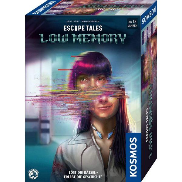 KOSMOS 695156 - Escape Tales - Low Memory Löst die Rätsel