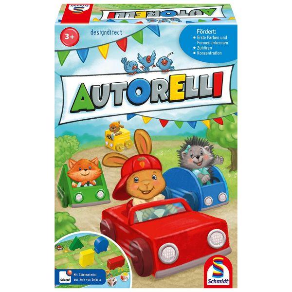 SCHMIDT 40597 - Kinderspiel - Autorelli