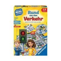 RAVENSBURGER 24997 - Lernspiel - Spielend Neues Lernen - Rund um den Verkehr