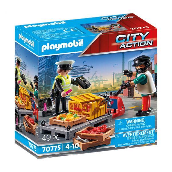 PLAYMOBIL 70775 - City Action - Zollkontrolle