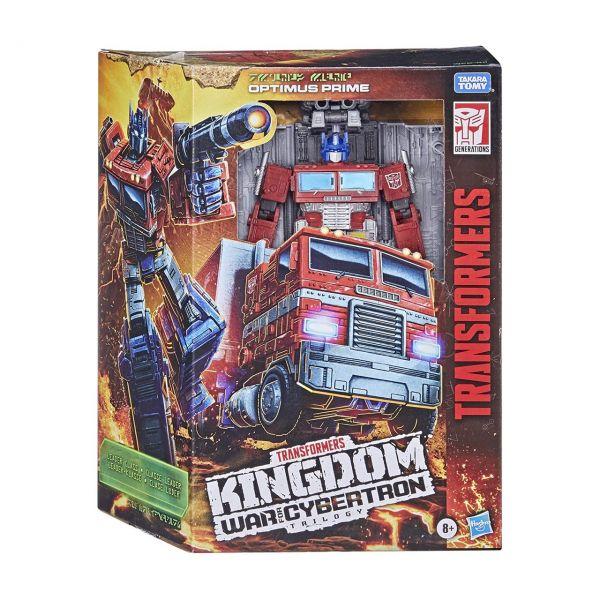 HASBRO F0699 - Transformers Generations War for Cybertron - OPTIMUS PRIME