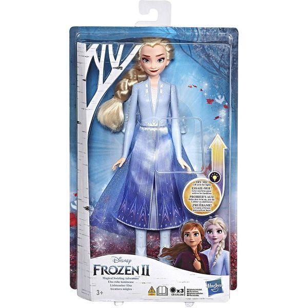 HASBRO E7000ES0 - Disney Frozen 2 - Magisches Abenteuer, ELSA