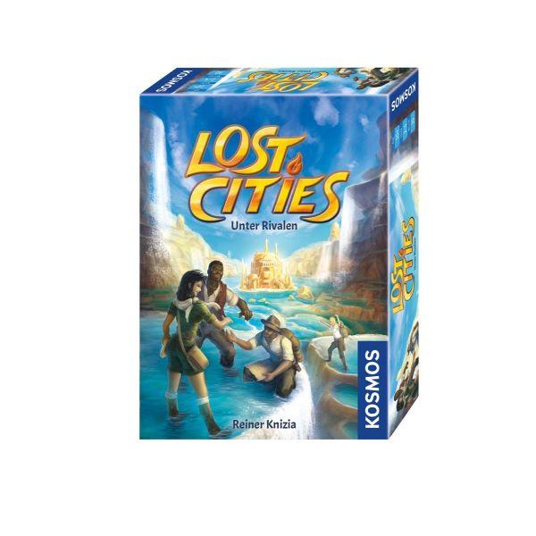 KOSMOS 690335 - Mitbringspiel - Lost Cities - Unter Rivalen