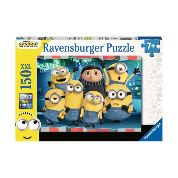 RAVENSBURGER 12916 - Puzzle - Mehr als ein Minion, 150 Teile XXL
