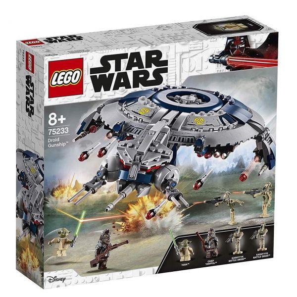 LEGO 75233 - Star Wars - Droid Gunship