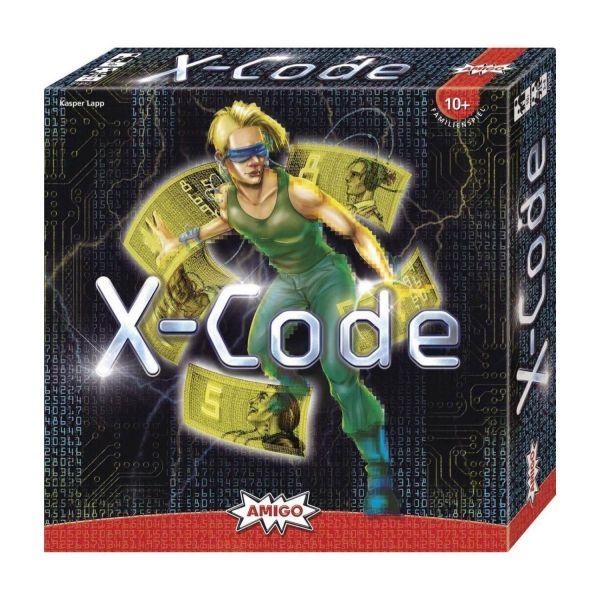 AMIGO 01852 - Familienspiele - X-Code