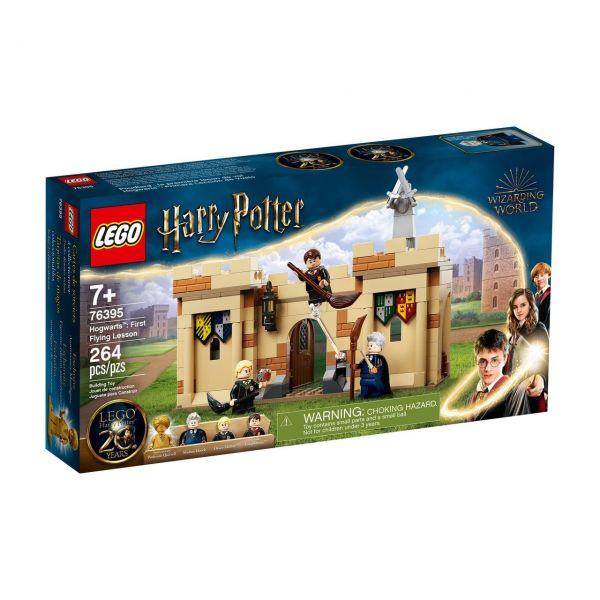 LEGO 76395 - Harry Potter™ - Hogwarts™: Erste Flugstunde