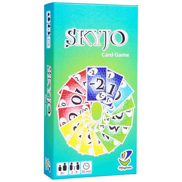 Magilano 300715 - Kartenspiel - SKYJO