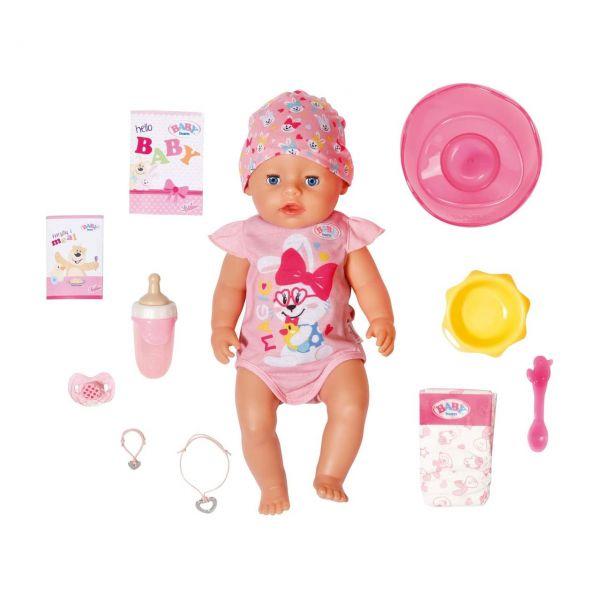 Zapf Creation 827956 - BABY born® - Magic Girl, 43cm