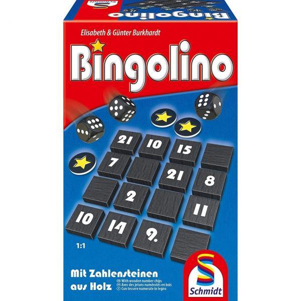 SCHMIDT 49347 - Familienspiel - Bingolino