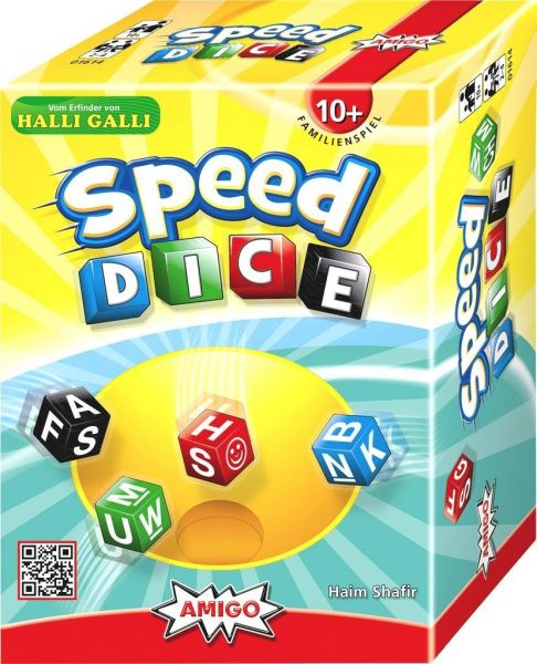 AMIGO 01614 - Familienspiele - Speed Dice