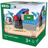 BRIO 33866 - Bahn - Eisenbahn-Magnetkran