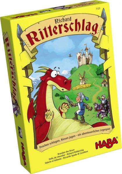 HABA 7123 - Mitbringspiel - Richard Ritterschlag