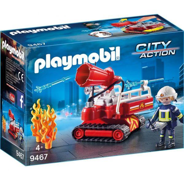 PLAYMOBIL 9467 - City Action Feuerwehr - Feuerwehr-Löschroboter