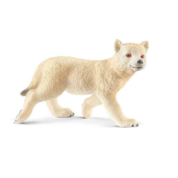 SCHLEICH 14804 - Wild Life - Arktisches Wolfsjunges