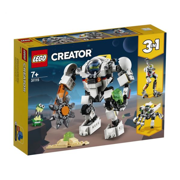 LEGO 31115 - Creator - Weltraum-Mech