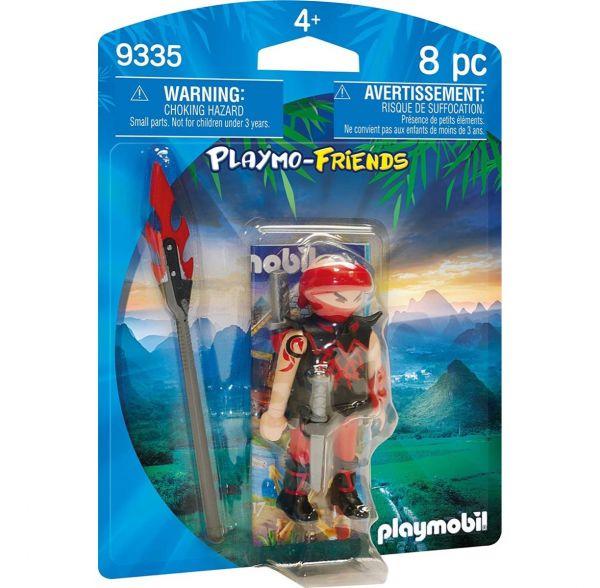 PLAYMOBIL 9335 - Playmo Friends - Ninja-Krieger