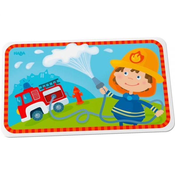 HABA 303691 - Brettchen -Feuerwehr