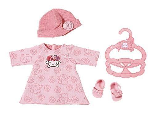 Zapf Creation 701843 - Baby Annabell® Kleidung & Zubehör - Kleines Strickklied, 36cm