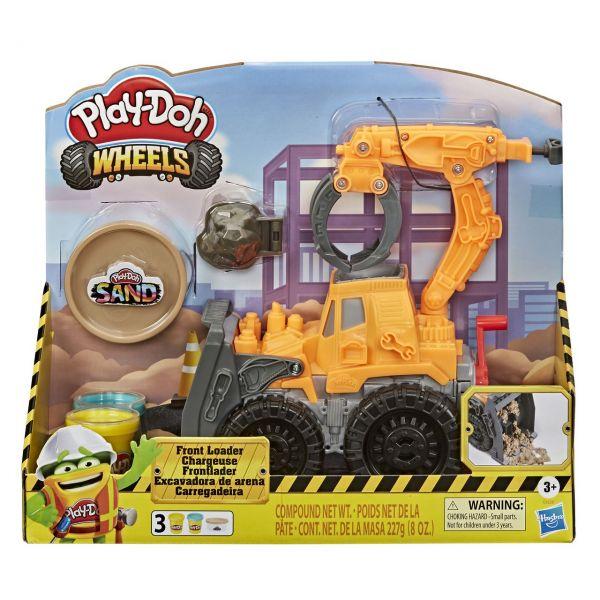 HASBRO E9226 - Play-Doh Wheels - Frontlader