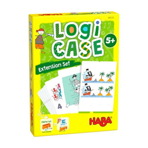 HABA 306124 - LogiCASE - Erweiterungsset, Piraten