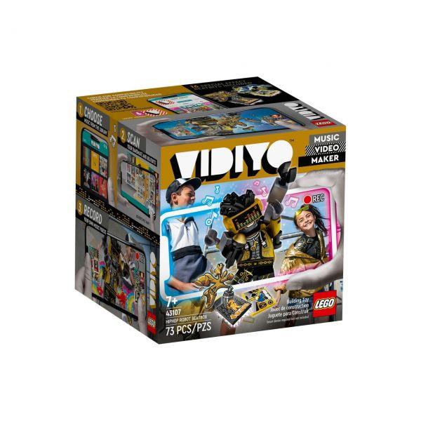 LEGO 43107 - VIDIYO™ - HipHop Robot BeatBox