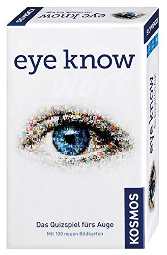 KOSMOS 711276 - Mitbringspiel - Eye Know