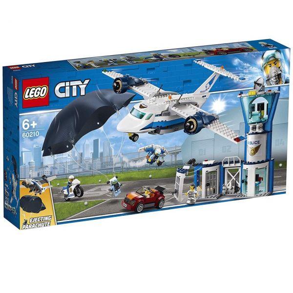 LEGO 60210 - City Polizei - Fliegerstützpunkt
