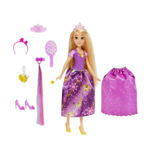 HASBRO F0781 - Disney Prinzessin - Überraschungsstyles Rapunzel