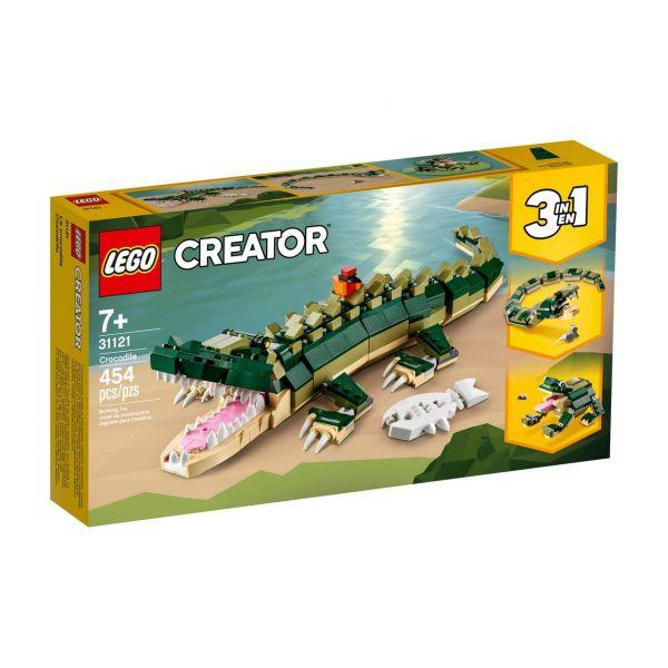LEGO 31121 - Creator - Krokodil