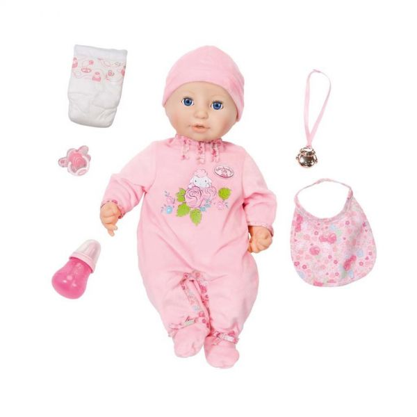 Zapf Creation 794401 - Baby Annabell® Puppe - Annabell