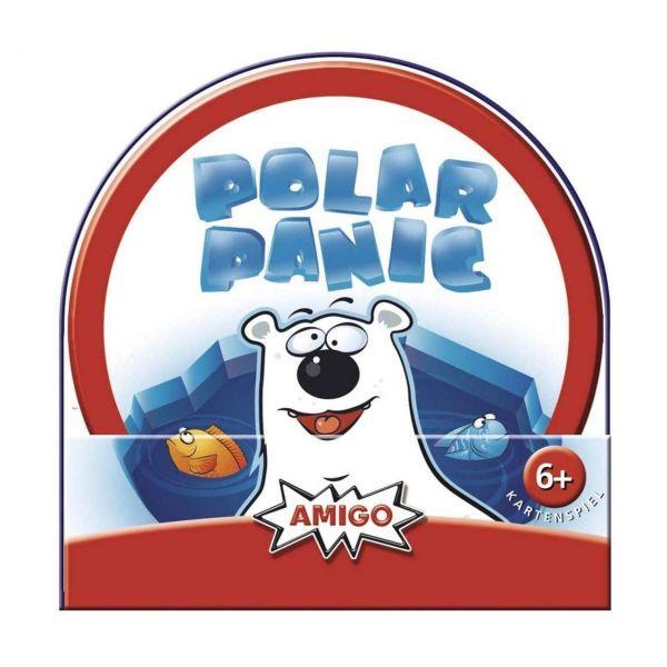 AMIGO 02001 - Kartenspiel - Polar Panic