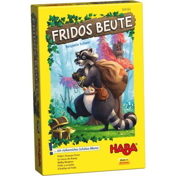 HABA 304165 - Mitbringspiel - Fridos Beute