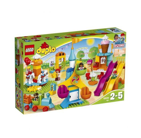 LEGO 10840 - Duplo - Großer Jahrmarkt