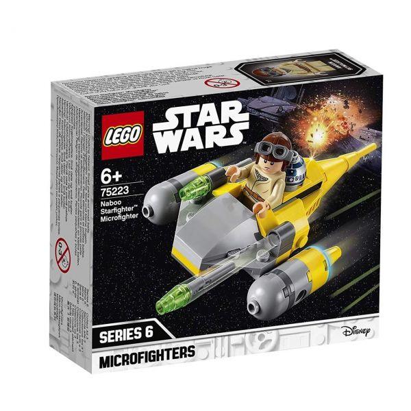 LEGO 75223 - Star Wars - Naboo Starfighter Microfighter