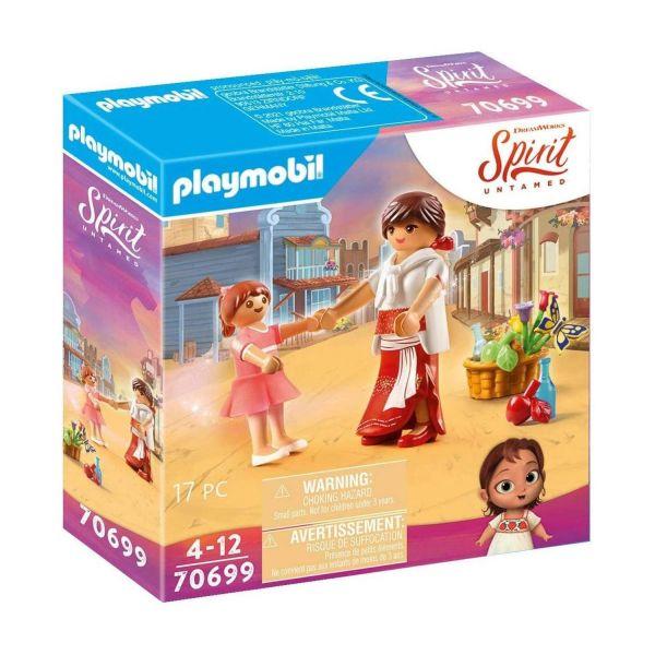 PLAYMOBIL 70699 - Spirit - Klein Lucky & Mama Milagro