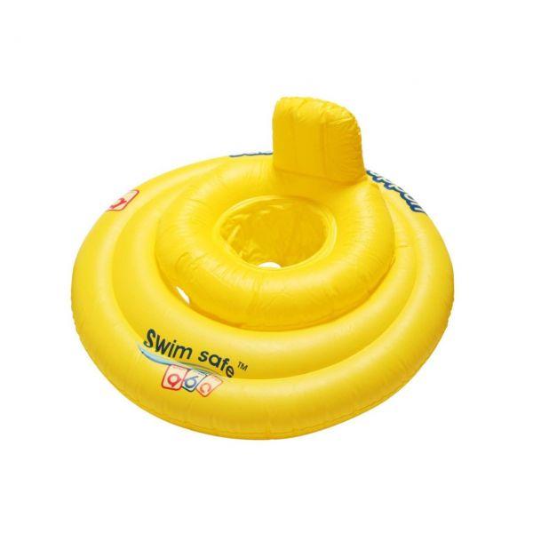 BESTWAY 32096 - Baby Schwimmsitz Swim Safe Step A, 0-1 Jahr