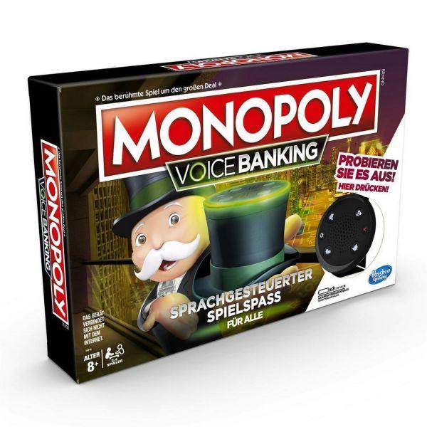 HASBRO E4816 - Gesellschaftsspiel - Monopoly The Voice Banking