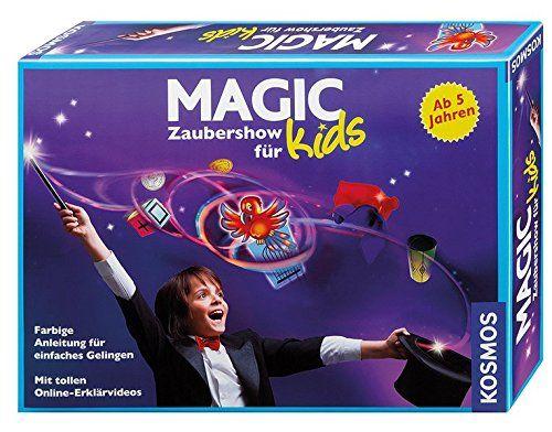 KOSMOS 698829 - Zauberkasten - Magic Zaubershow für Kids