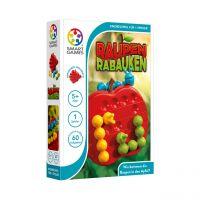 SMART GAMES 445 - Kompaktspiele - Raupen Rabauken