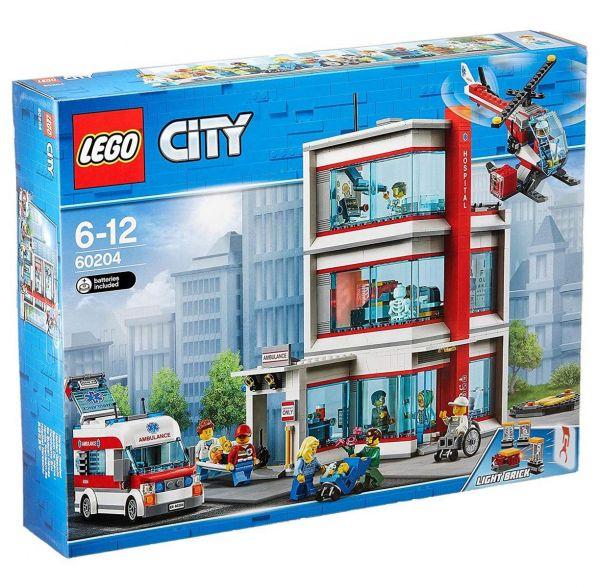 LEGO 60204 - City - Krankenhaus