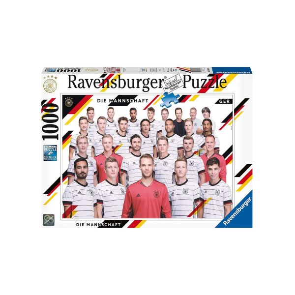 RAVENSBURGER 16480 - Puzzle - Die Mannschaft, 1000 Teile
