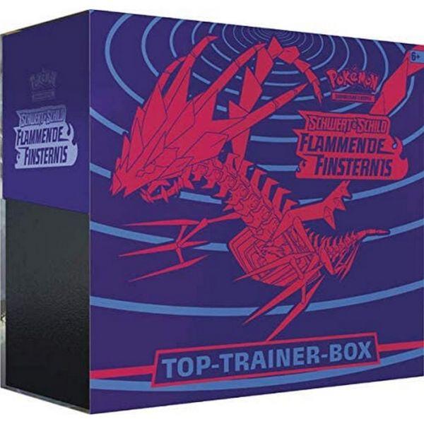 POKÉMON 45212 - Flammende Finsternis - Top Trainer Box