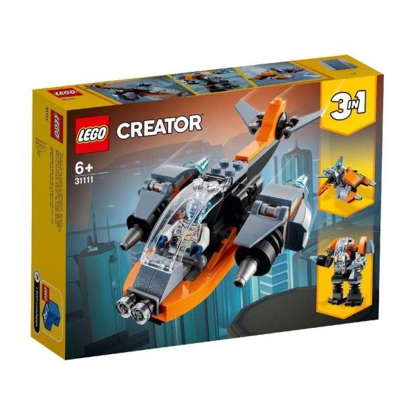 LEGO 31111 - Creator - Cyber-Drohne