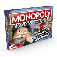 HASBRO E9972 - Familienspiel - Monopoly für schlechte Verlierer