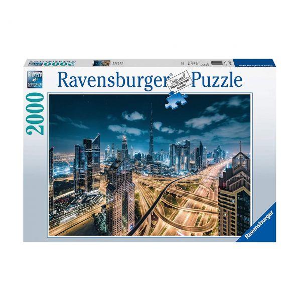 RAVENSBURGER 15017 - Puzzle - Sicht auf Dubai, 2000 Teile