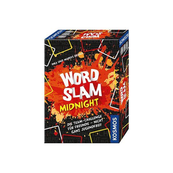 KOSMOS 691196 - Mitbringspiel - Word Slam - Midnight