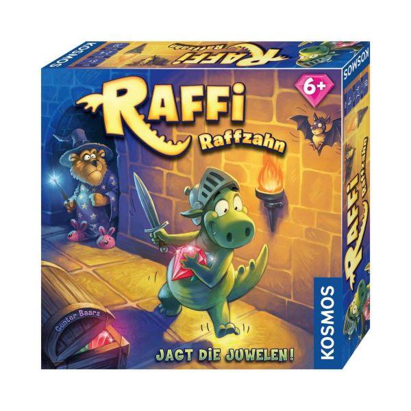 KOSMOS 681036 - Kinderspiel - Raffi Raffzahn