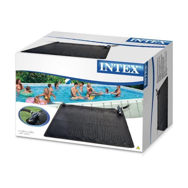 INTEX 28685 - Poolzubehör - Solar-Poolheizung, 120x120cm