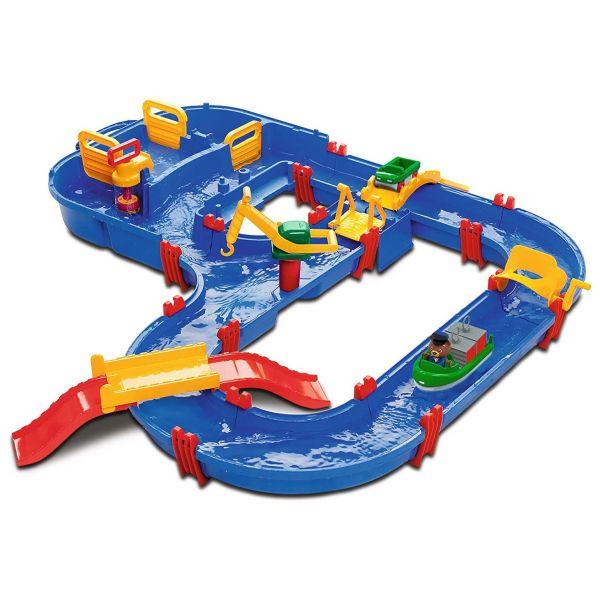BIG 8700001628 - AquaPlay - Mega Bridge, 120x105cm